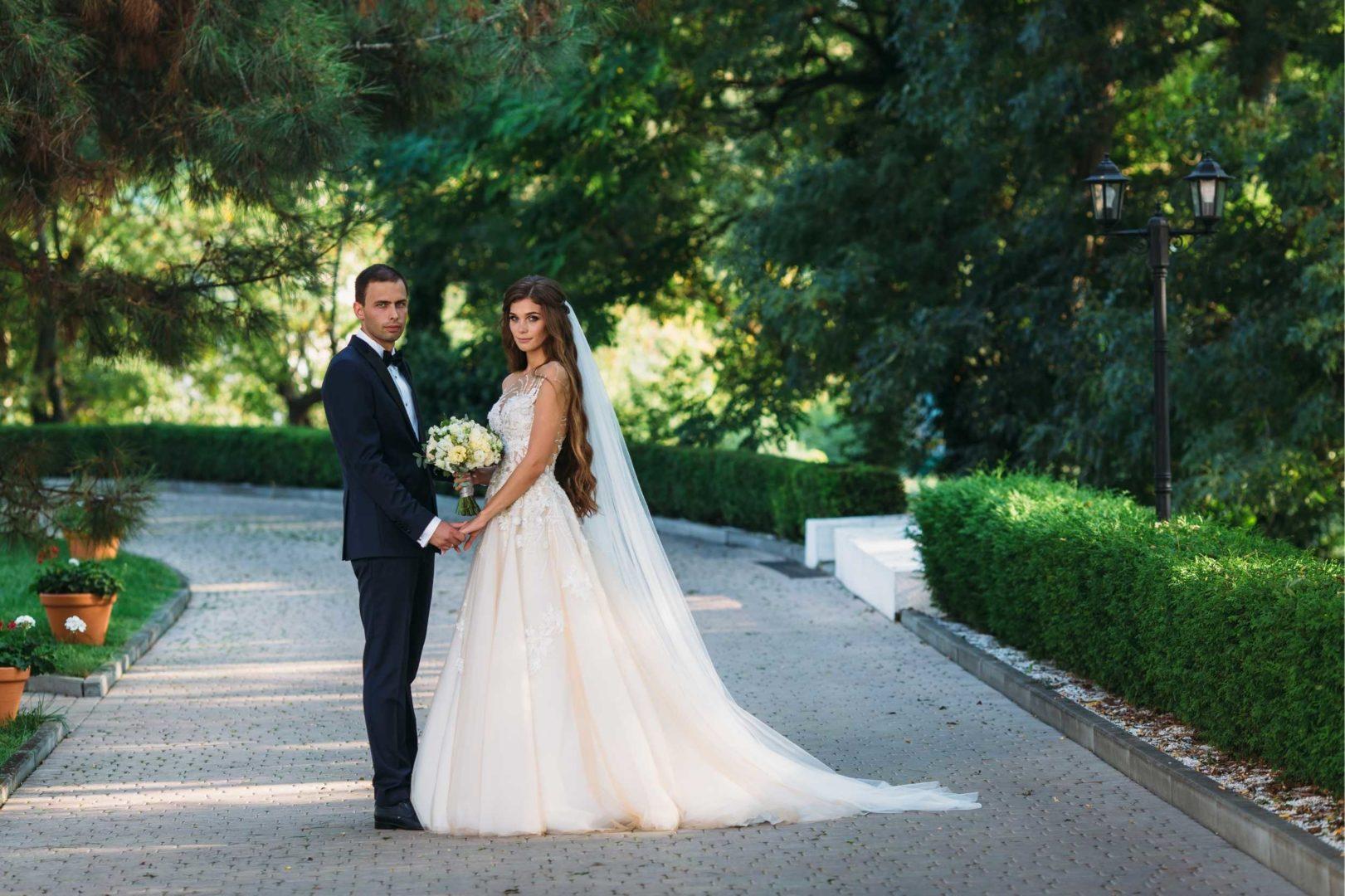 Brautpaar beim Hochzeits-Coaching