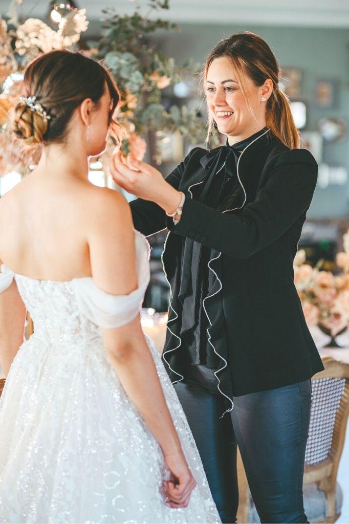 Hochzeitsplanerin Diane Alexandra Popa
