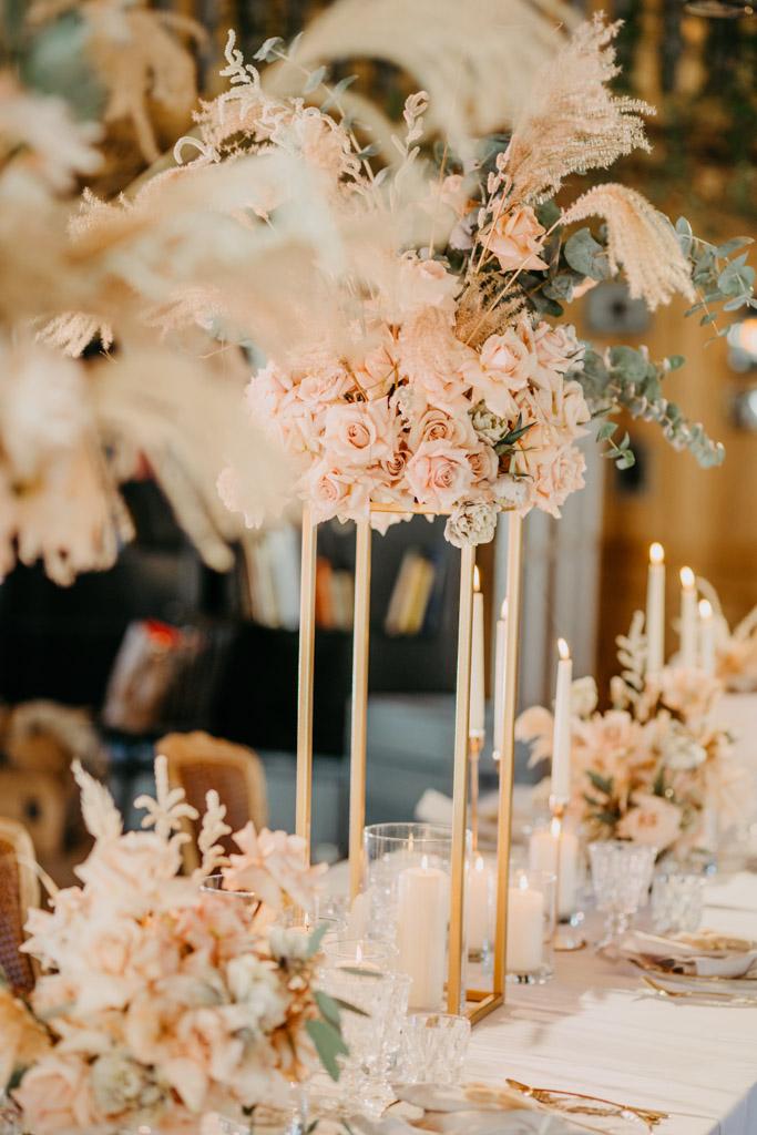 Blumengesteck Moments by Diane DIY Hochzeitscoaching